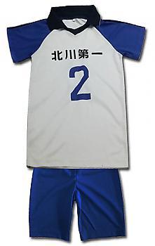 Haikyu!! Costume - Kitagawa Daiichi #2 Uniform (S)