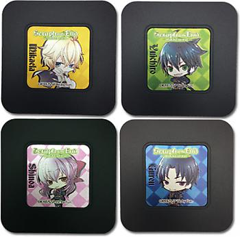 Seraph of the End Coasters - Set 1