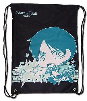 Attack on Titan Drawstring Backpack - Titan & Eren