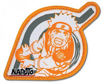 Naruto Patch - Naruto Orange Leaf Logo