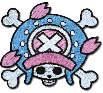 One Piece Patch - Chopper Pirate Skull