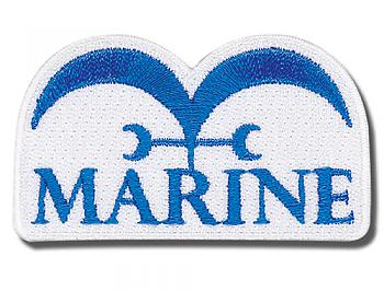 One Piece Patch - Marine Emblem