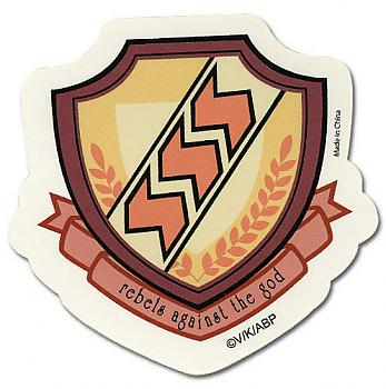 Angel Beats! Sticker - SSS Emblem