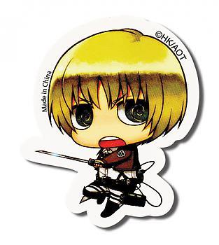 Attack on Titan Sticker - SD Armin