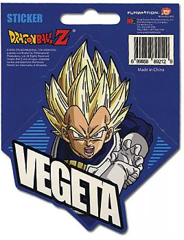 Dragon Ball Z Sticker - SS Vegeta
