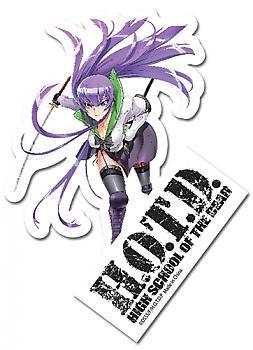 High School of the Dead Sticker - Saeko