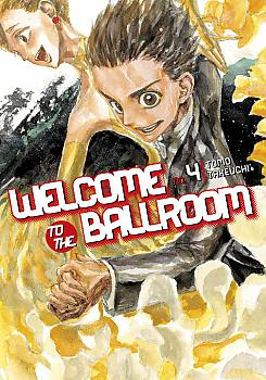 Welcome to the Ballroom Manga Vol.   4