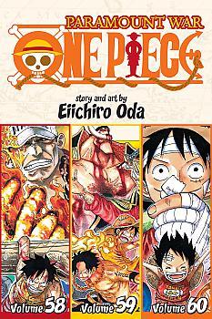 One Piece: Omnibus Manga Vol.  20