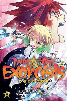 Twin Star Exorcists Manga Vol.   9