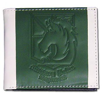 Attack on Titan Wallet - Military Regiment