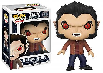 Teen Wolf POP! Vinyl Figure - Scott McCall (Werewolf)