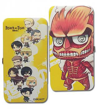 Attack on Titan Wallet - SD Group & Colossal Titan