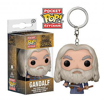 Lord of the Rings Pocket POP! Key Chain - Gandalf