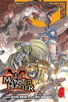 Monster Hunter: Flash Hunter Manga Vol.   8