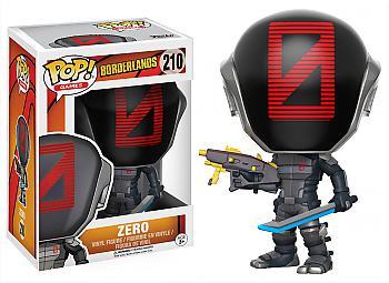 Borderlands POP! Vinyl Figure - Zero
