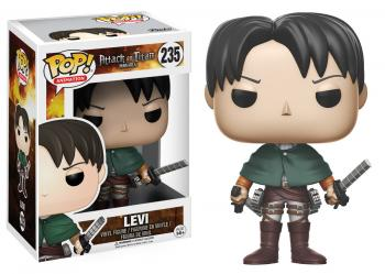 Attack on Titan POP! Vinyl Figure - Levi