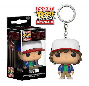 Stranger Things Pocket POP! Key Chain - Dustin