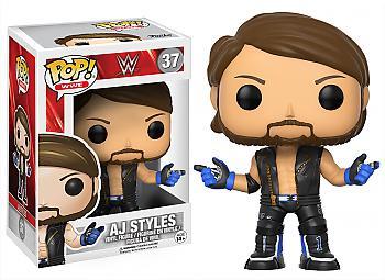 WWE POP! Vinyl Figure - AJ Styles