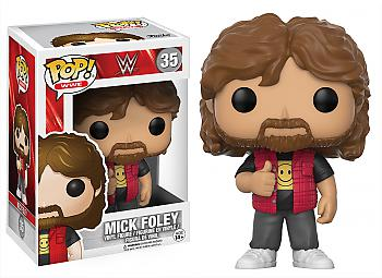 WWE POP! Vinyl Figure - Mick Foley Old School