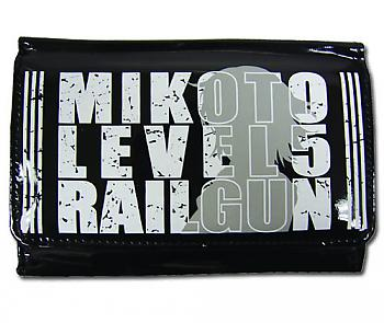 A Certain Magical Index Wallet - Mikoto Level 5 Railgun