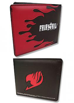 Fairy Tail Wallet - Natsu's Fire