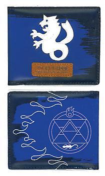 FullMetal Alchemist Brotherhood Wallet - State Alchemist Roy Mustang