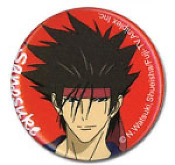 Kenshin 1.25'' Button - Sanosuke