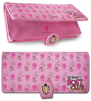 Ouran High School Host Club Wallet - Rose and Rabbit