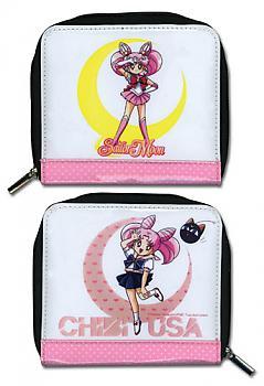 Sailor Moon S Wallet - ChibiMoon & Rini