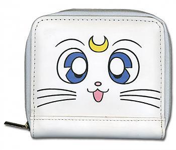 Sailor Moon Wallet - Artemis Face