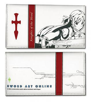 Sword Art Online Wallet - Asuna Knight of the Blood