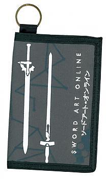 Sword Art Online Wallet - Elucidator & Lambent Light