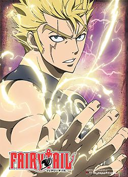 Fairy Tail Wall Scroll - Laxus
