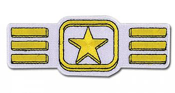 Voltron Patch - Star Belt