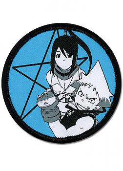 Soul Eater Patch - Black Star and Tsubaki