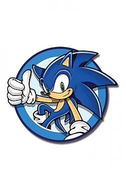 Sonic The Hedgehog Patch - Sonic Circle