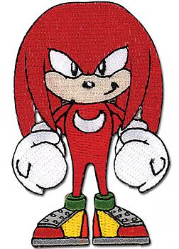 Sonic The Hedgehog Patch - Knuckles