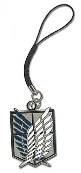 Attack on Titan Phone Charm - Scout Regiment