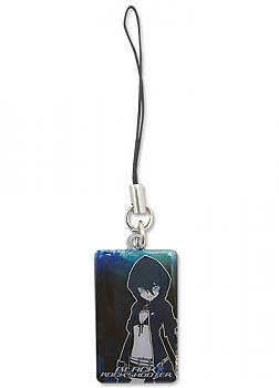 Black Rock Shooter Phone Charm - Black Rock Potrait