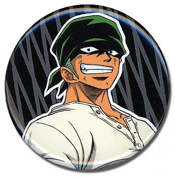 One Piece Button - Zoro