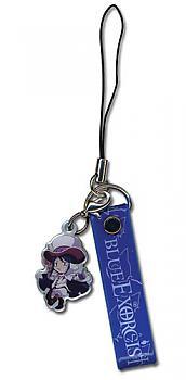 Blue Exorcist Phone Charm - Mephisto