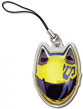 Durarara!! Phone Charm - Celty Helmet