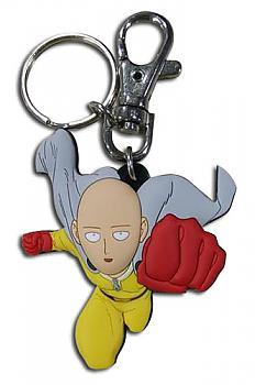 One-Punch Man Key Chain - Saitama Punch