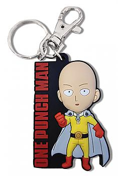 One-Punch Man Key Chain - SD Saitama