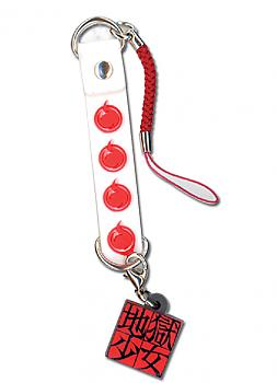 Hell Girl Phone Charm - Logo and Symbol