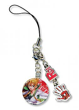 High School of the Dead Phone Charm - Rei