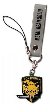 Metal Gear Solid Phone Charm - Fox Hound (Snake Eater)