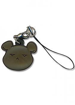 Ouran High School Host Club Phone Charm - Bear Head
