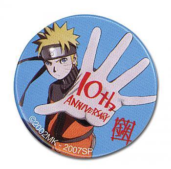 Naruto Shippuden 1.25'' Button - 10th Anniversary