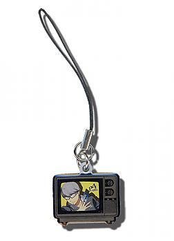 Persona 4 Phone Charm - Yu in TV